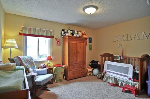 a big boy bed and baby girl crib the mom creative