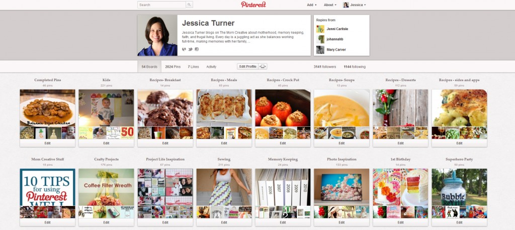10 Tips for Using Pinterest Well
