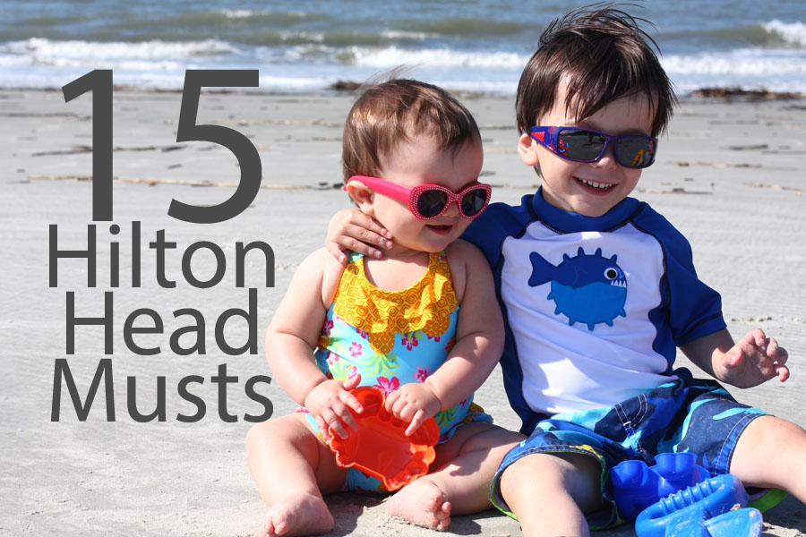 15 Things To Do With Kids In Hilton Head