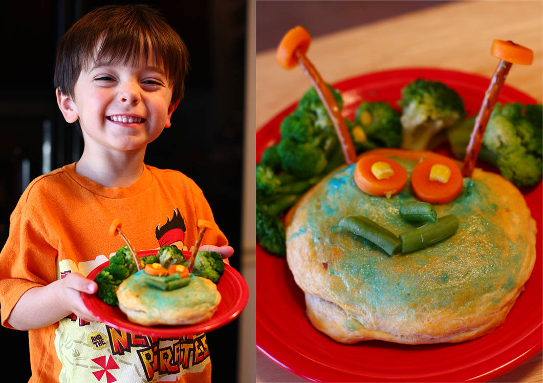 Making Monsters with My Picky Eater + Giveaway
