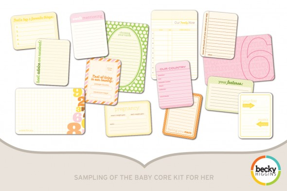Becky Higgins Baby Kits: Available Now!