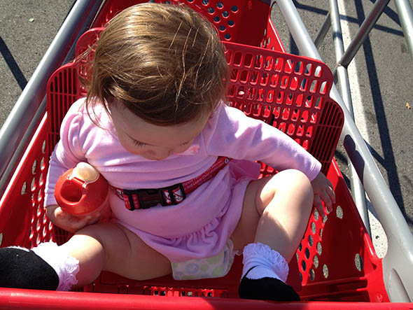 My Pantless Fashionista + A $5 Target Gift Card