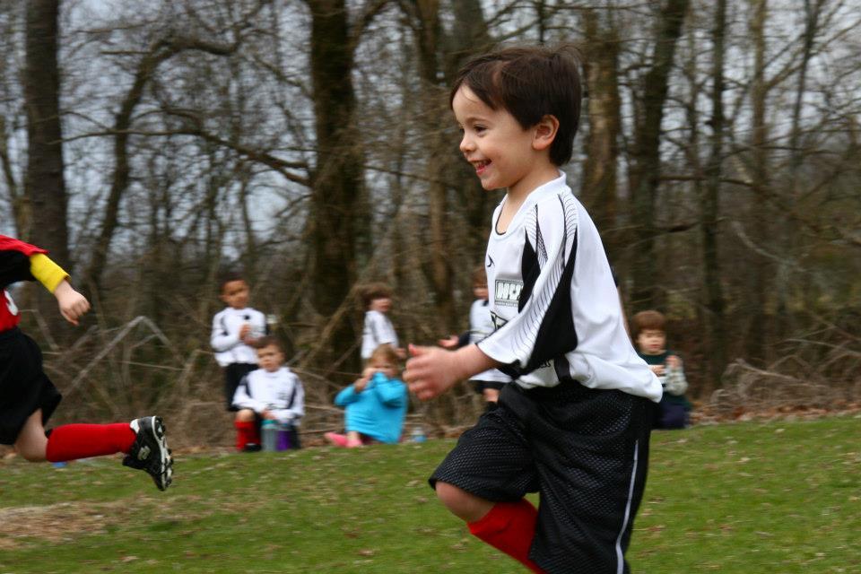 Elias soccer Saturday
