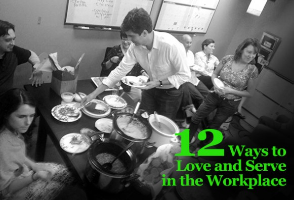 (in)courage: 12 Ways to Love & Serve in the Workplace