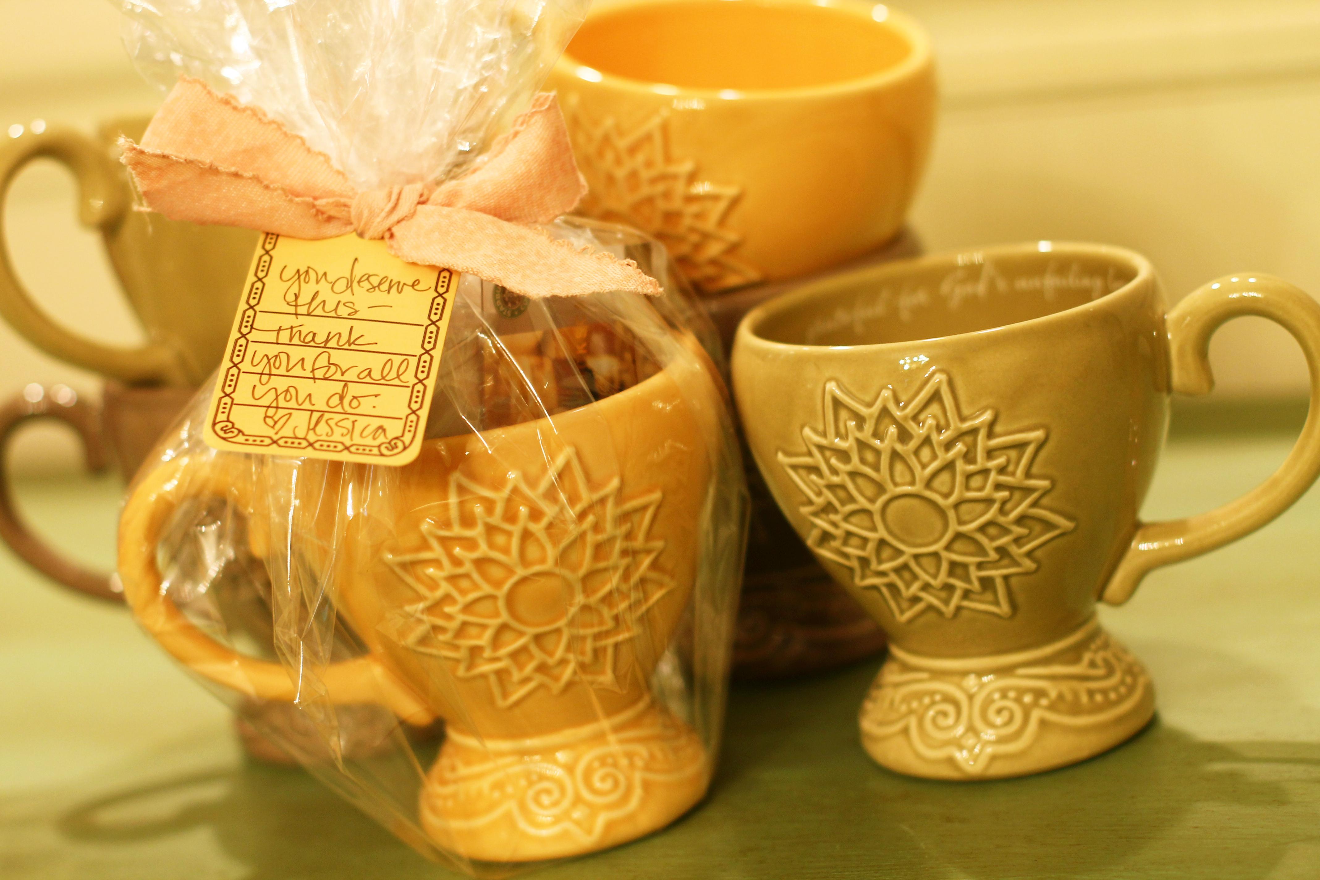 Unique Shaped Coffee Mugs