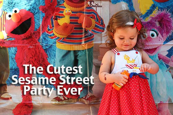 Sesame Street Birthday Party Ideas Games Food Decorations More