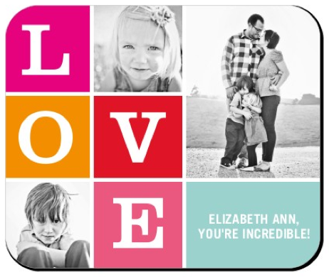 today only free notecards or mousepad the mom creative