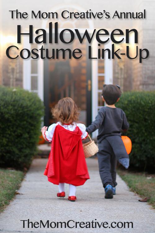 Halloween Costume Link Up
