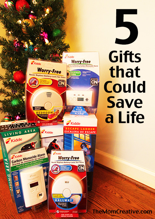 5 gifts that could save a life