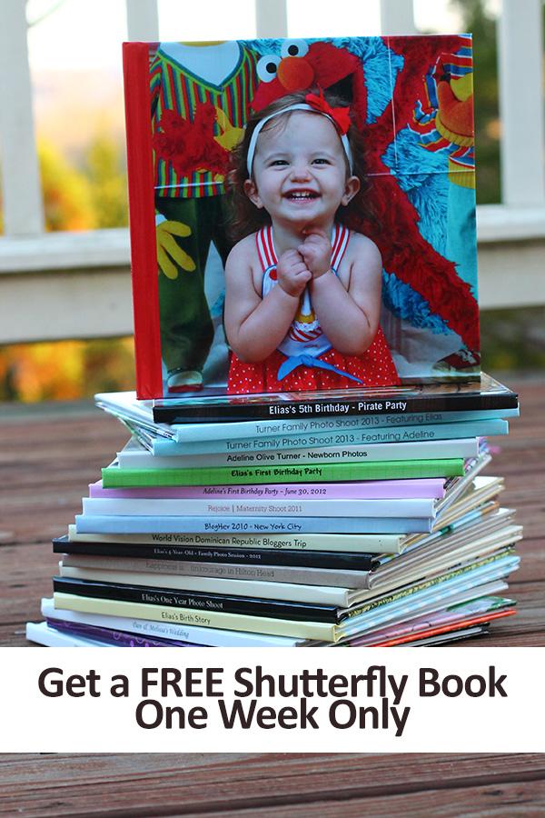 FreeShutterflyBook