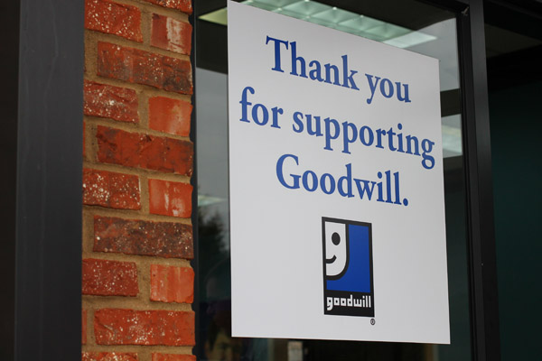 Why Donate: 6 Reasons to Give it to Goodwill