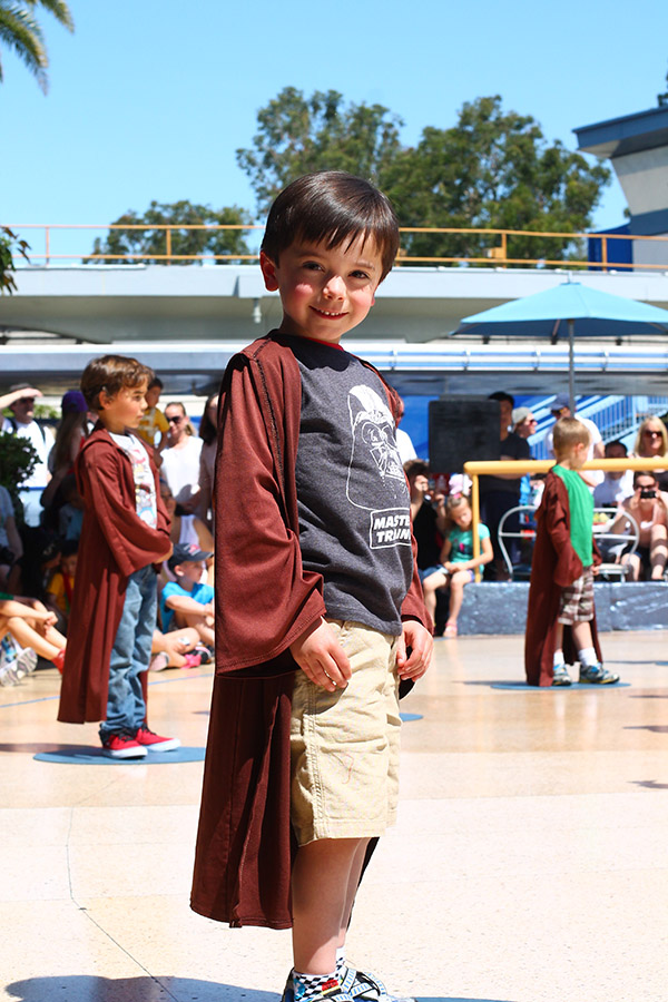 How to get picked for Disney's Jedi Training Academy