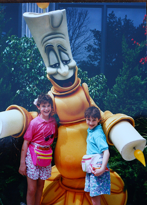 Throwback Thursday Stories: Meeting Belle
