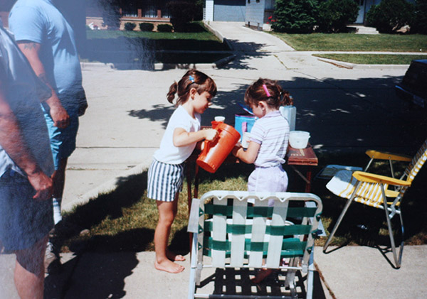 Throwback Thursday Stories: Lemonade Stands