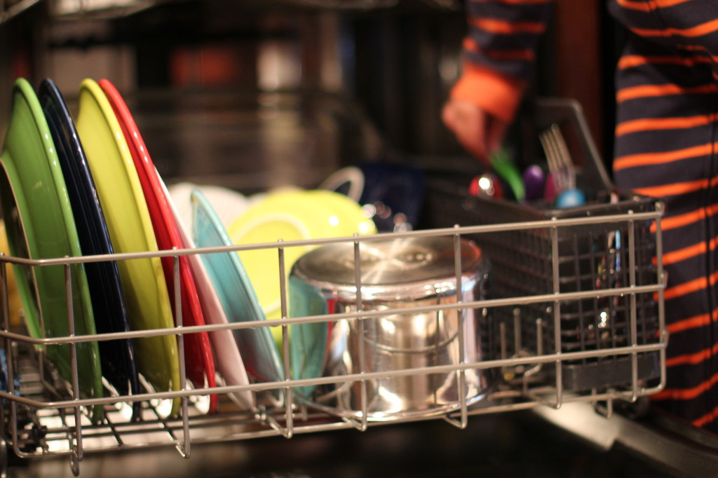 Assigning Chores For Young Kids