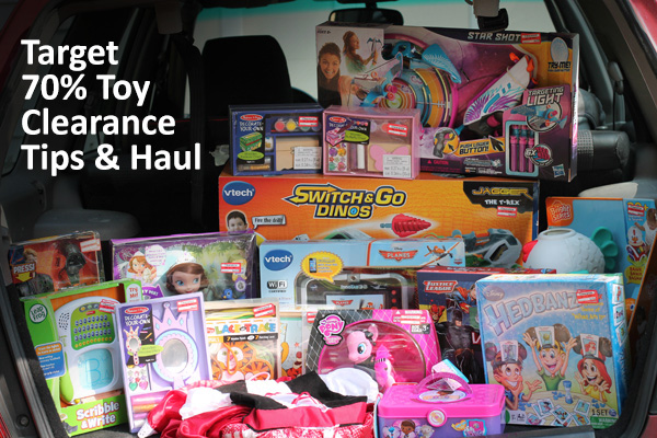 Target 70 Toy Clearance Tips And Haul The Mom Creative