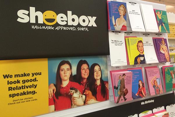 shoebox cards