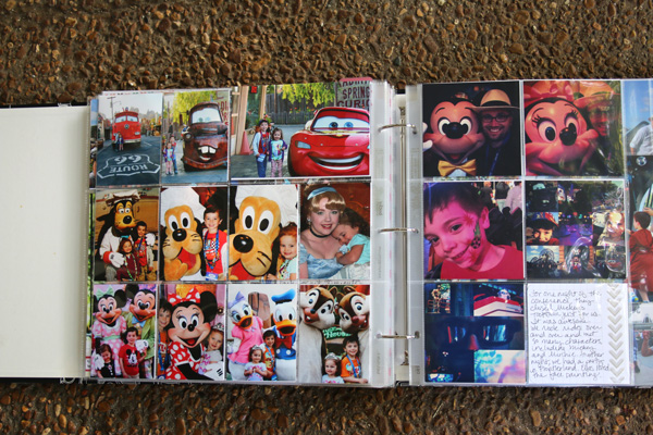 Disney Project Life