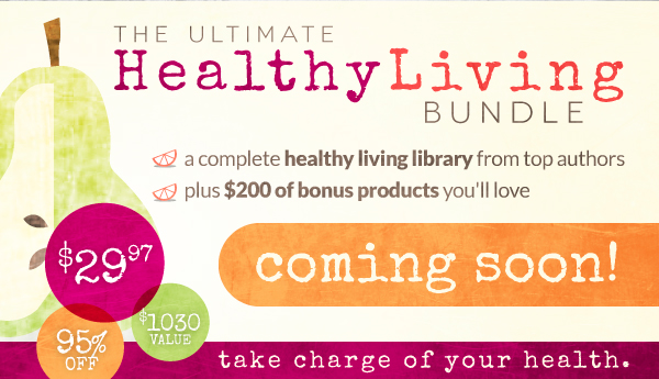 Ultimate Healthy Living ebook Bundle