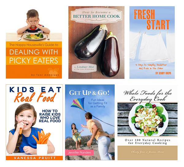Health Living Bundle Books