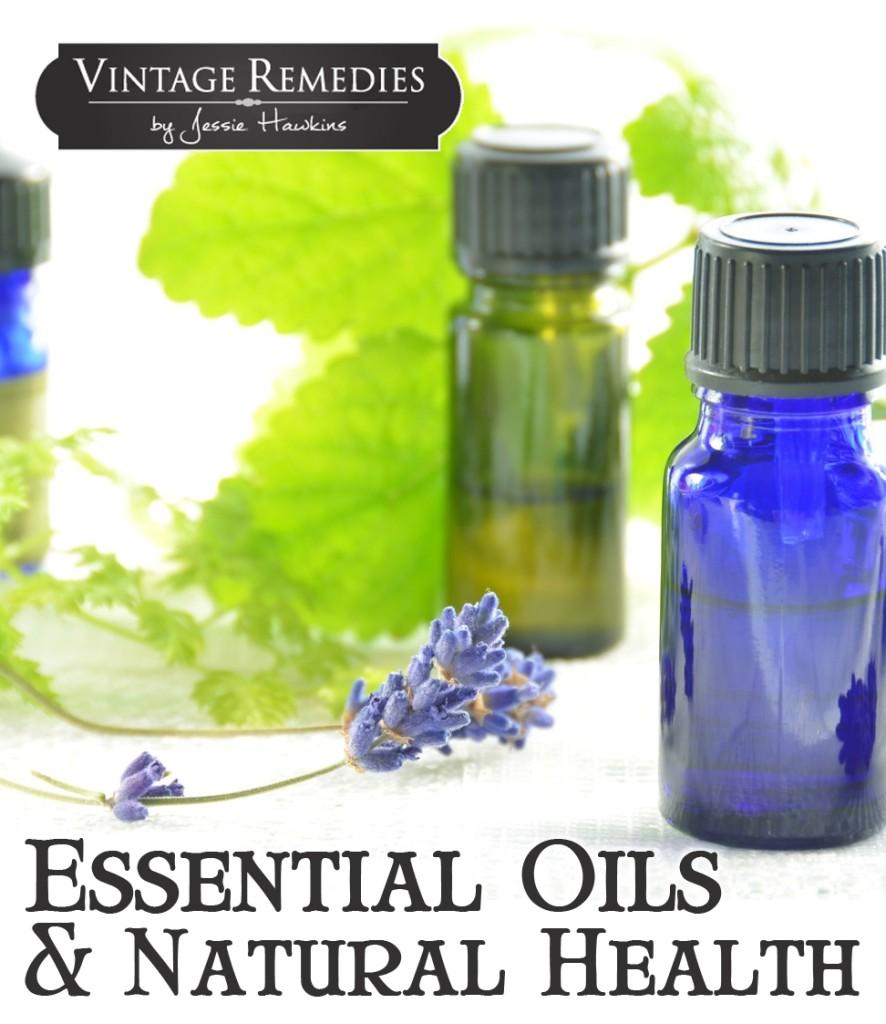 Essential Oils Free Class