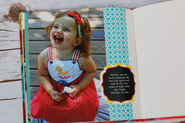 Birthday Photo Book Tips + A Free Photo Book for You