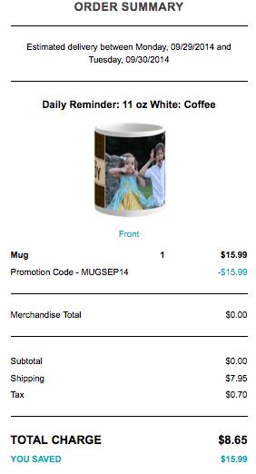 Tiny Prints Free Mug