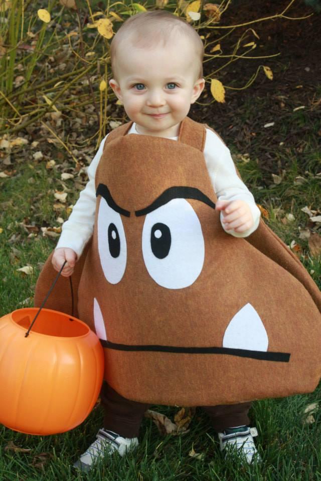 Goomba costume