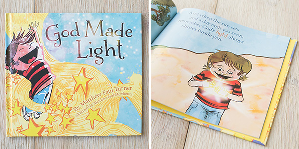 God Made Light by Matthew Paul Turner