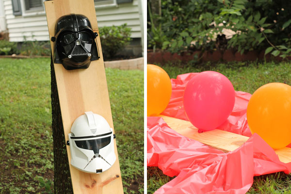 Star wars birthday party with jedi training academy star wars birthday party with jedi training academy games yadclub Gallery