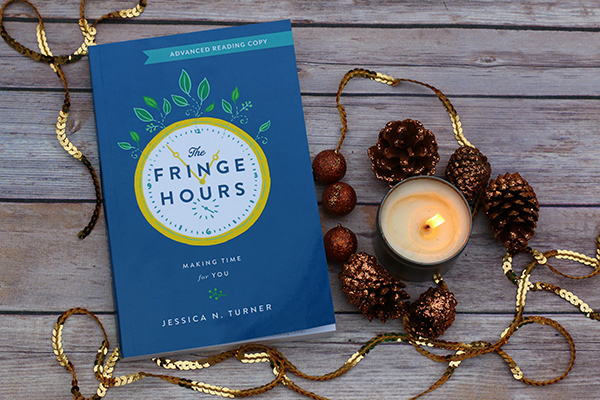The Fringe Hours by Jessica Turner