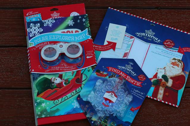 Hallmark North Pole Products
