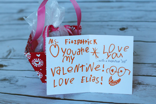 Valentine's Day Teacher Gift