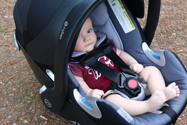 Cybex car seat review