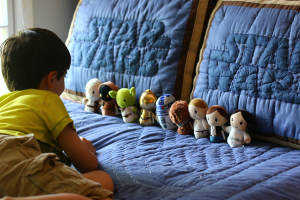 Star Wars Itty Bittys Star Wars Bedroom Star Wars Bedding