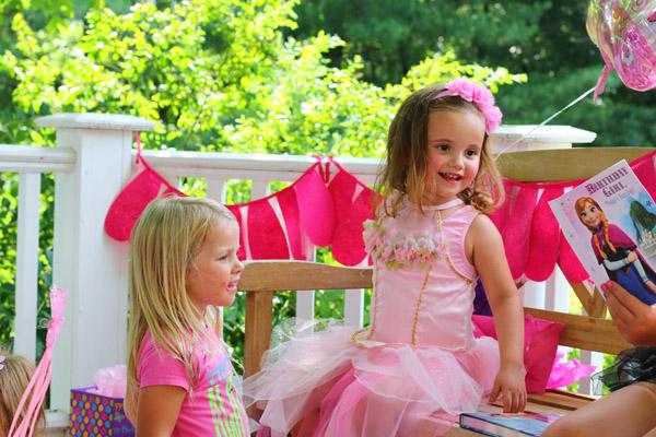 fairy birthday party presents