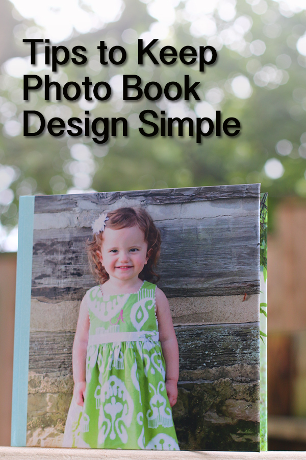 Free Photo Book + Tips to Keep Design Simple