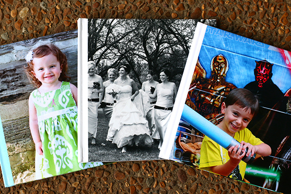 Free Photo Book coupon from Shutterfly
