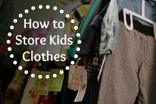 How to organize a clothing store