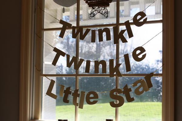 Twinkle Twinkle Little Star Party