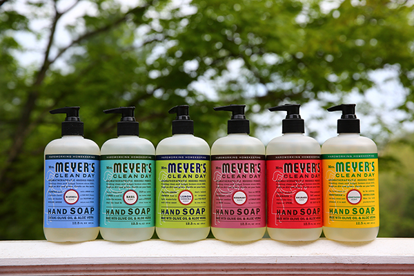 Free Mrs Meyers Soap