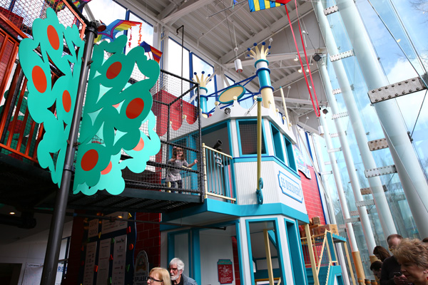 fun things for families to do in Chattanooga - The Creative Discovery Museum