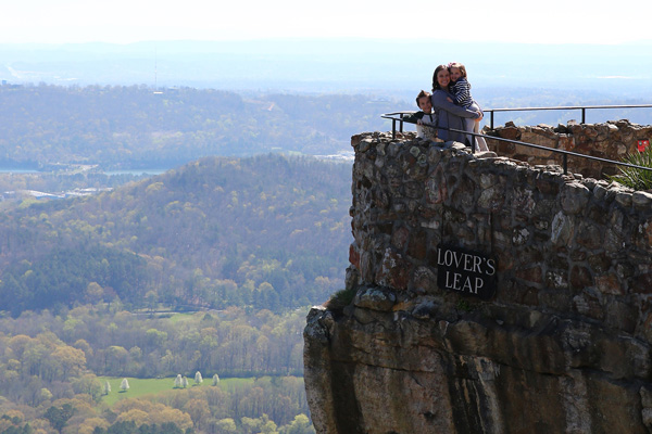 Things to do with kids in Chattanooga: Rock City