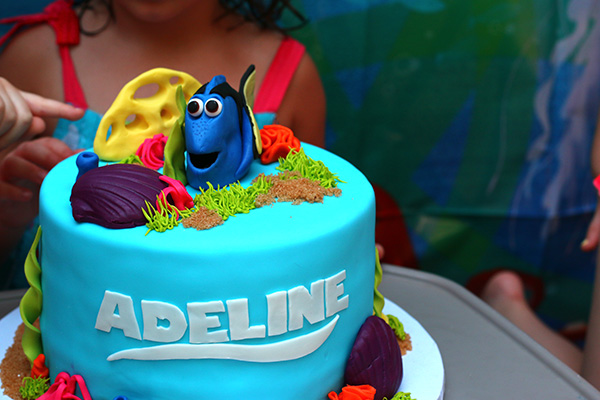 Finding Dory Party: Activities, Decorations & More - The Mom Creative