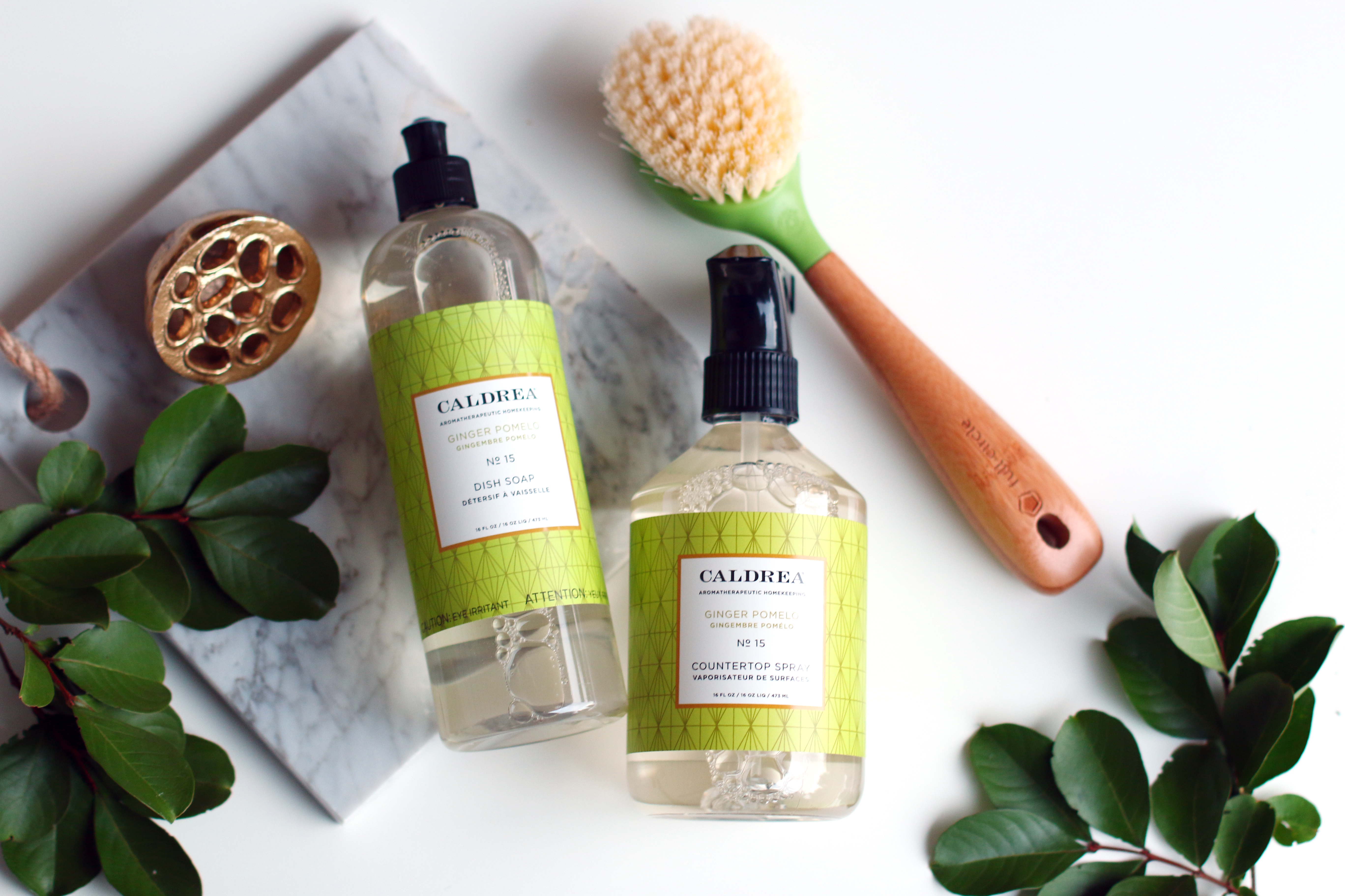 A Luxury Freebie for You: Caldrea Gift Set