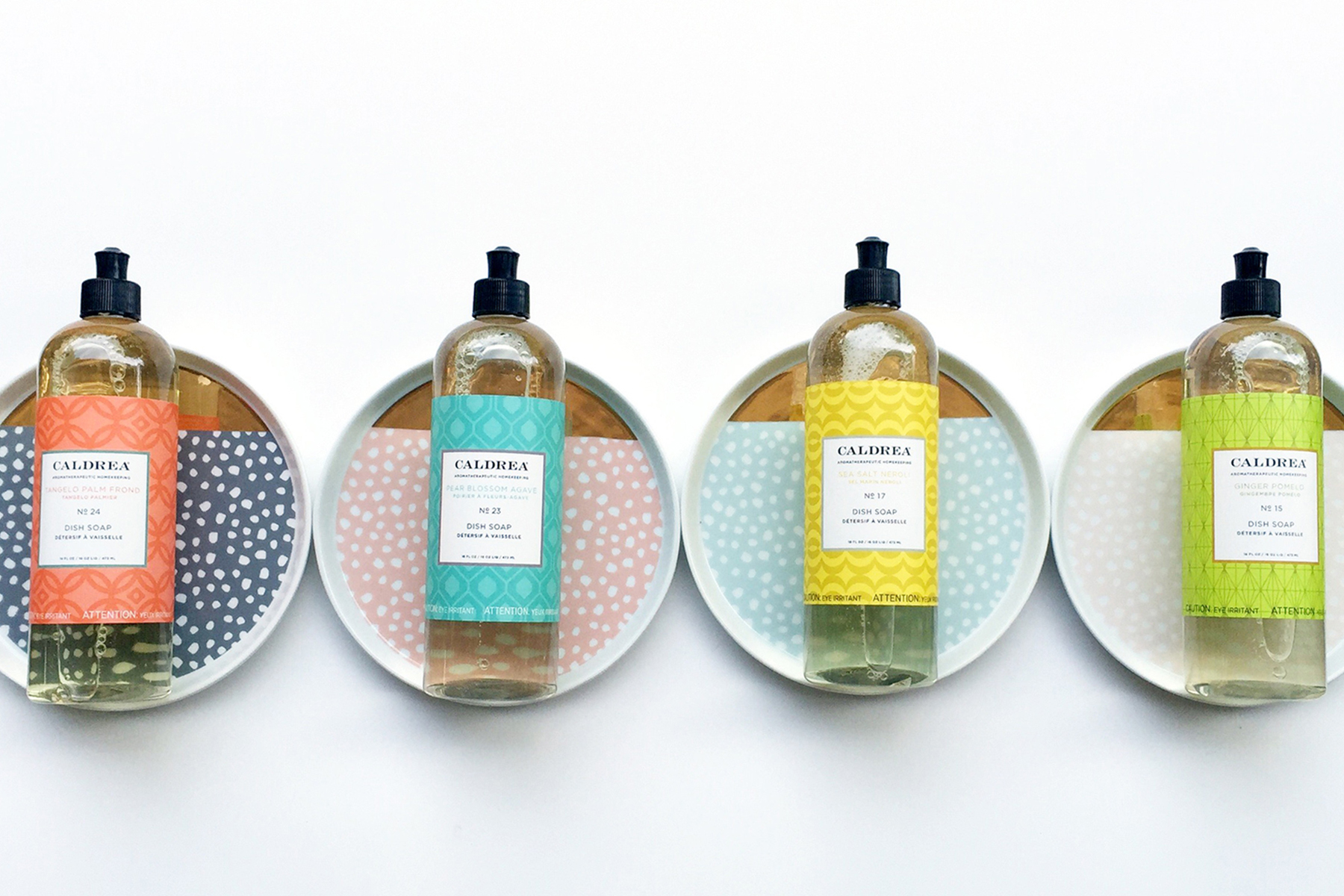 A Luxury Freebie for You: Caldrea Gift Set - The Mom Creative