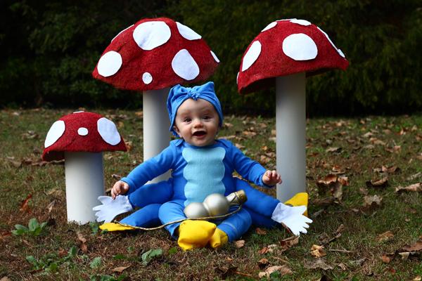 Alice in Wonderland Caterpillar Costume Tutorial