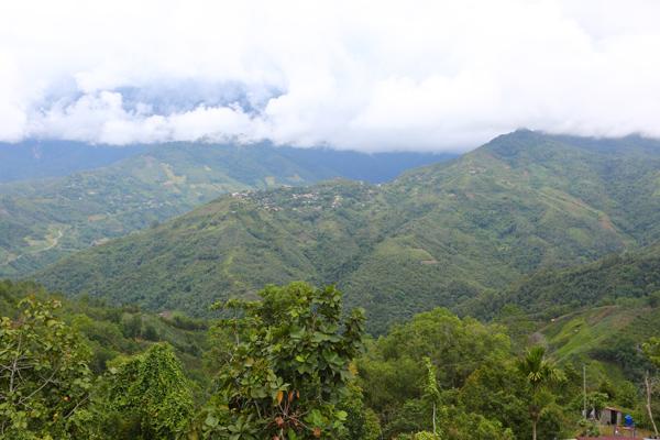 Mount Kimbalu