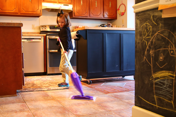 5 Tips to Get Your Kids to Clean