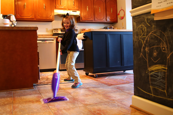 5 ways to get your kids to clean